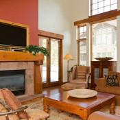 Lodges at Deer Valley Living Room