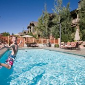 Lodges at Deer Valley Pool