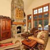 Lone Eagle Living Room Keystone