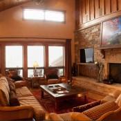 Lookout at Deer Valley Living Room