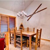 Los Pinos Dinning Room - Breckenridge
