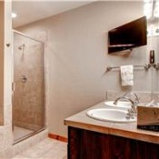 Main Street Station Bathroom - Breckenridge