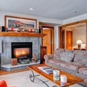 Market Square Living Room - Beaver Creek