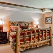 McCoy Peak Bedroom - Beaver Creek