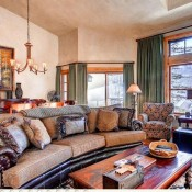 Meadows Living Room - Beaver Creek