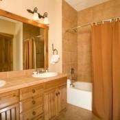 Mountain Thunder Lodge Bathroom - Breckenridge