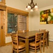 Mountain Thunder Lodge Dinning Room - Breckenridge