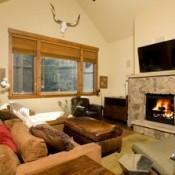 Mountain Thunder Lodge Living Room- Breckenridge