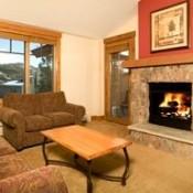 Mountain Thunder Lodge Living Room - Breckenridge