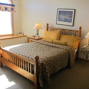 Mountaineer Townhomes Bedroom - Breckenridge