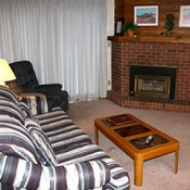 Mountainwood Condos Living Room - Breckenridge