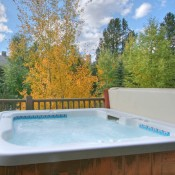 One Breckenridge Place Hot Tub - Breckenridge