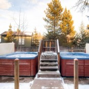 Park Meadow Lodge Hot Tubs  - Breckenridge