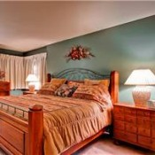Park Place Bedroom  - Breckenridge