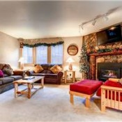 Park Place Living Room  - Breckenridge