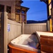 Portico Hot Tub Deer Valley