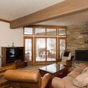 Powder Run Living Room Deer Valley