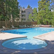Powderhorn Hot Tub and Pool - Breckenridge