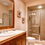 Quarter Moon Bathroom - Beaver Creek