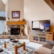 Queen Esther Living Room Deer Valley