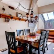 Queen Esther Dining Room Deer Valley