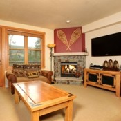 Red Hawk Townhomes Living Room Keystone