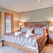 Ridgepoint Townhomes Bedroom - Beaver Creek
