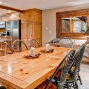 Ridgepoint Townhomes Dinning Area- Beaver Creek