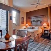 Red Mountain Lodge Bedroom (Studio) - Breckenridge