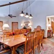 Riverbend Dinning Room  - Breckenridge