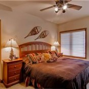 Riverbend Bedroom  - Breckenridge