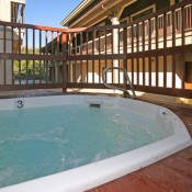 Riverbend Indoor and Outdoor Hot Tub - Breckenridge