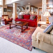 Royal Elk Village Living Room - Beaver Creek