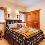 Saddlewood Bedroom - Breckenridge