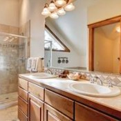 Saddlewood Bathroom - Breckenridge