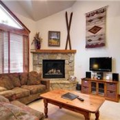 Saddlewood Living Room - Breckenridge