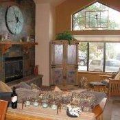 Sawmill Creek Townhomes Living Room