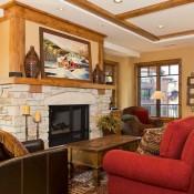 Shooting Star Living Room Deer Valley