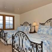Silver Baron Lodge Bedroom Deer Valley