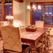 Silver Strike Dining Room Deer Valley