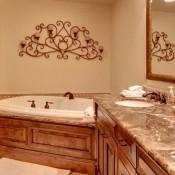 Silver Strike Bathroom Deer Valley