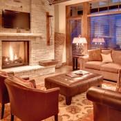 Silver Strike Living Room Deer Valley
