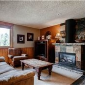 Ski Hill Living Room - Breckenridge