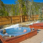 Ski Tip Hot Tub Keystone