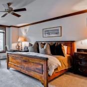 Snow Cloud Bedroom -Beaver Creek