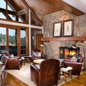 Snow Cloud Living Room -Beaver Creek