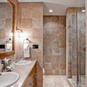 Snow Cloud Bathroom -Beaver Creek
