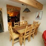 Snowdance Condos Dining Room Keystone