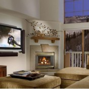 St. James Living Room - Beaver Creek