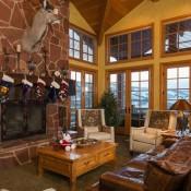 Stag Lodge Living Room Deer Valley